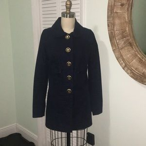 Juicy Couture Navy Peacoat size Petite